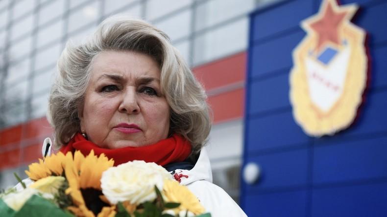 """Eiskunstlauftrainerin Tarassowa über IOC-Beschluss: """"Wir haben schon Schlimmeres durchgemacht"""""""
