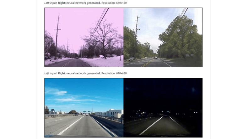 Traue deinen Augen nicht: KI-Algorithmus verändert in Videoaufnahmen Wetter und Jahreszeiten