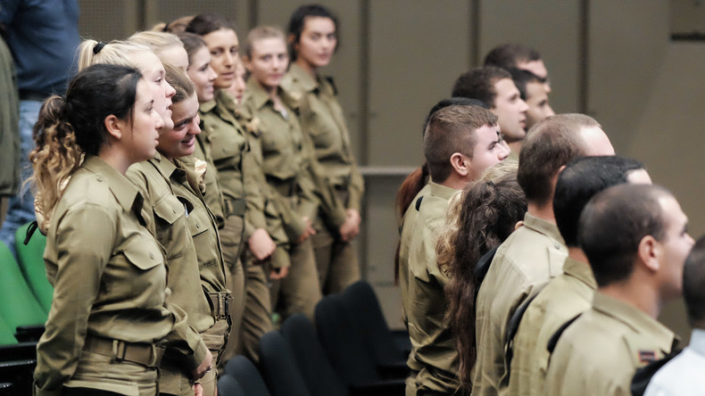 Frauenpower: Israelische Armee bildet erstmals Frauen an Panzern aus