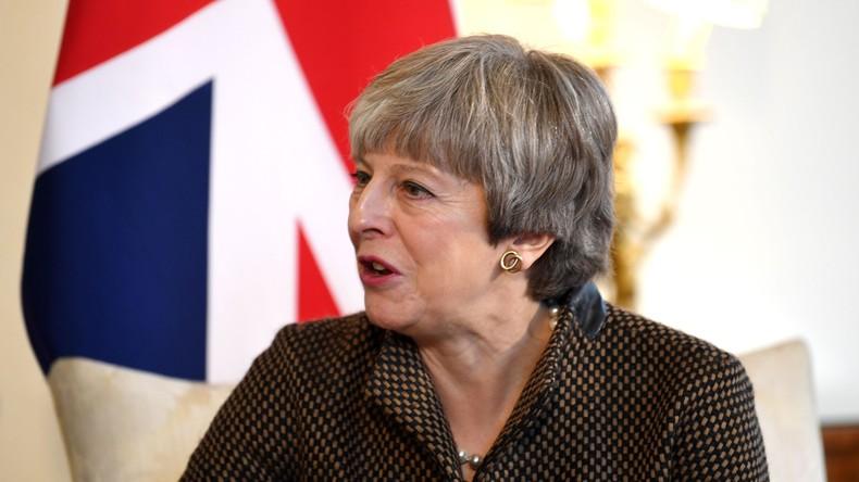 Offenbar Terroranschlag auf Theresa May verhindert