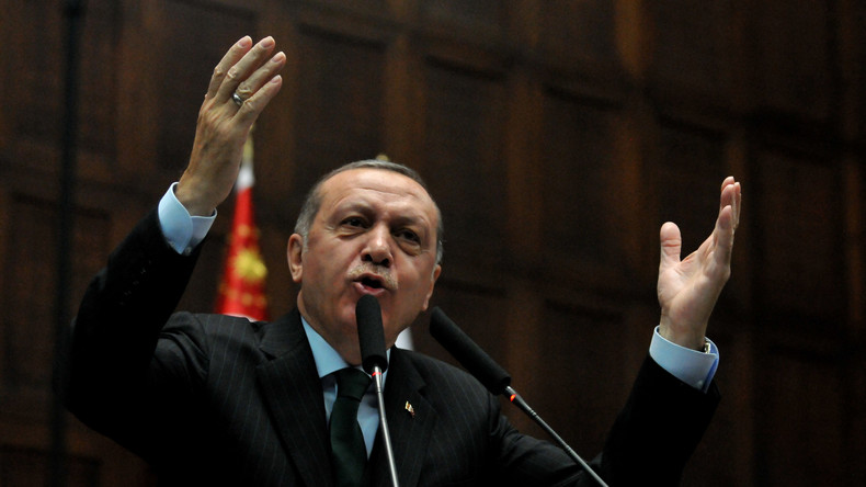 Erdogan beruft Islamstaaten-Sondergipfel wegen Jerusalemkrise ein