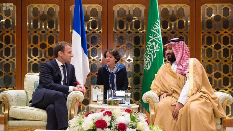 Saudi-Arabien finanziert mit 100 Millionen US-Dollar französische Anti-Terror-Truppe in Westafrika