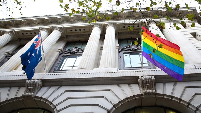 """Australisches Parlament beschließt """"gleichgeschlechtliche Ehe"""""""