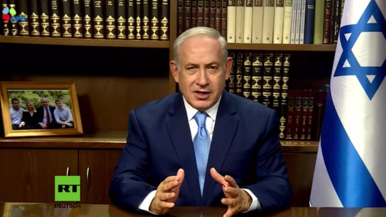 """Netanjahu nennt Trumps Jerusalem-Statement Friedensakt: """"Seit 3.000 Jahren jüdische Hauptstadt"""""""