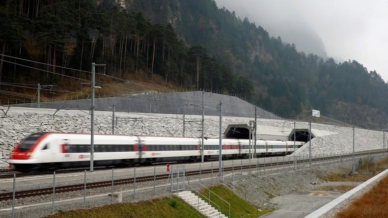 Hilfe für Lokführer oder künftiger Ersatz dafür? Erster Test für selbstfahrenden Zug in der Schweiz