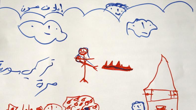 Studie zu getöteten syrischen Kindern – Auslegung nach Washingtoner Art