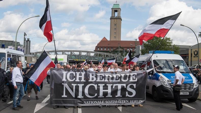 Bundesinnenministerium: Haftbefehle gegen 501 Rechtsextremisten nicht vollstreckt