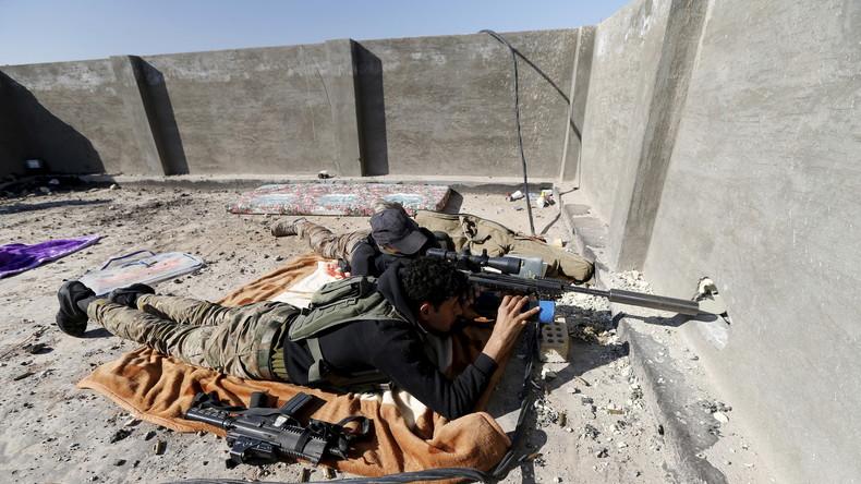 Irakische Miliz: US-Truppen können nach Jerusalem-Entscheidung der USA zum Angriffsziel werden