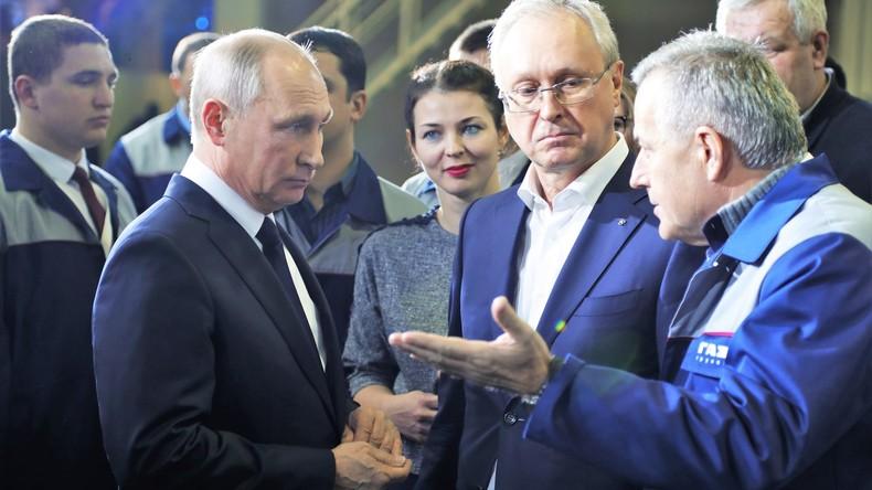 Putins Kandidatur zur Präsidentschaftswahl 2018: Chancen und Herausforderungen