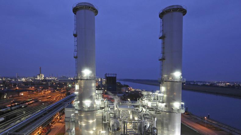 Giftiges Gas bei BASF in Ludwigshafen ausgetreten