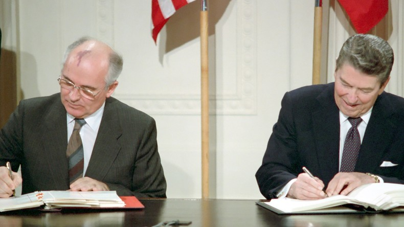 30 Jahre INF-Vertrag: Die ungewisse Zukunft eines Abkommens, das den Atomkrieg in Europa verhinderte