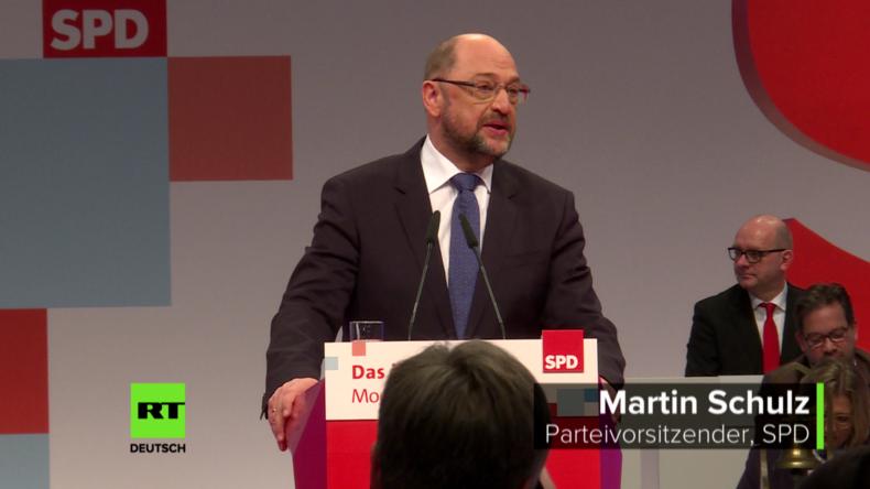 """""""SPD Erneuern"""": Schulz-Rede zum Auftakt des Bundesparteitages [Video]"""