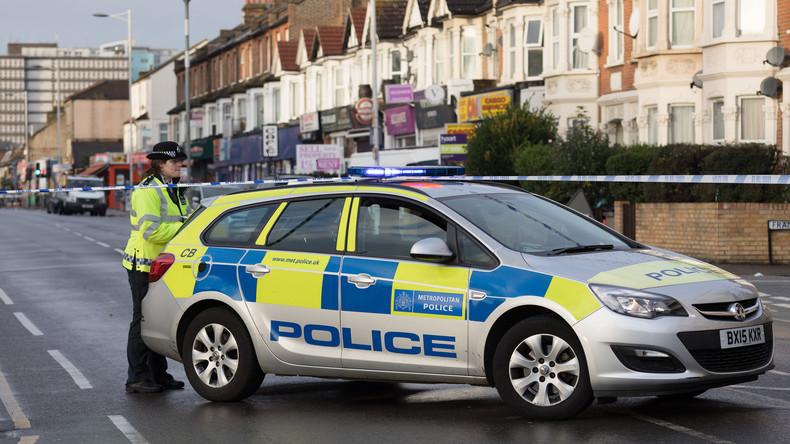 Rekord bei Festnahmen wegen Terrorverdachts in Großbritannien