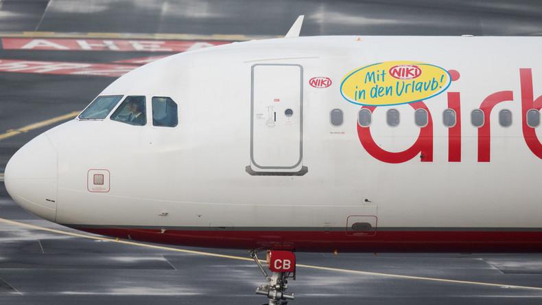 Arbeitsagentur: Einige Air Berliner haben neue Jobs gefunden