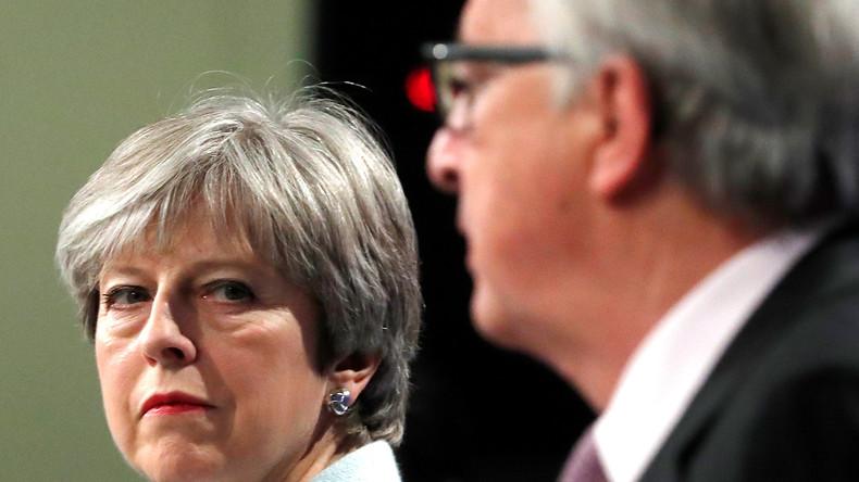 Jean-Claude Juncker verkündet Durchbruch beim Brexit  - Eintritt in die zweite Phase möglich
