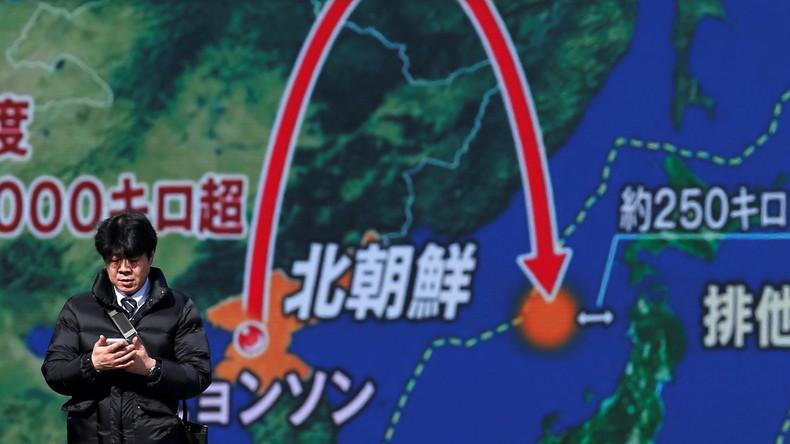 Japan will Langstreckenraketen gegen Nordkorea erwerben und bricht mit der Verfassung