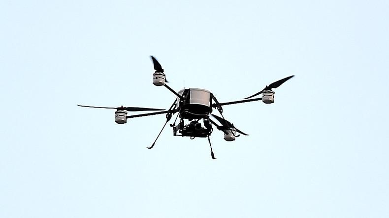 Anti-Drohnen-System auf deutschem Flugplatz getestet
