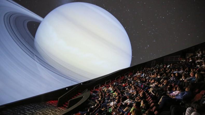 Größtes Planetarium der westlichen Welt bei New York eröffnet
