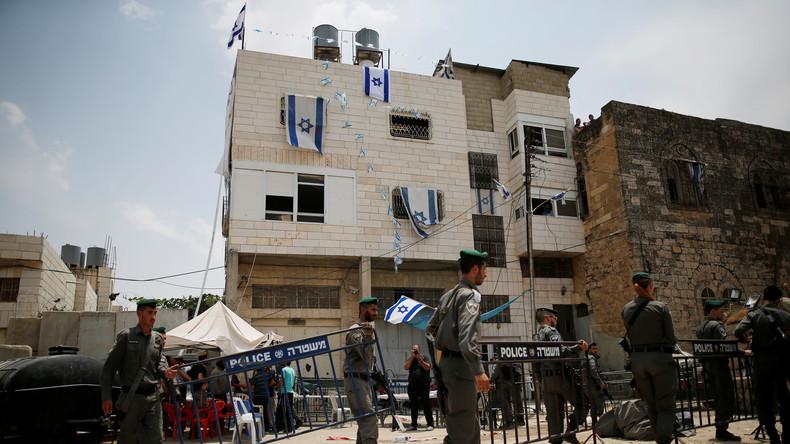 Nach Trumps Hauptstadtentscheidung: Israel treibt Siedlungsbau in Jerusalem massiv voran