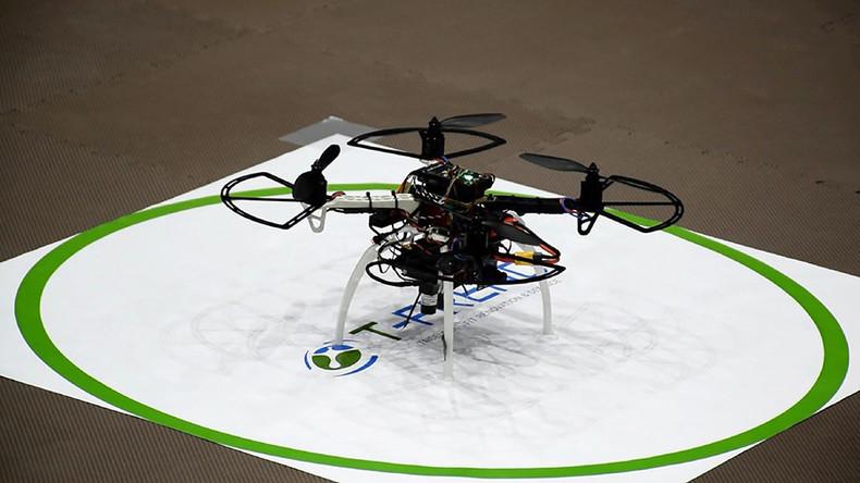 Kampf gegen Überarbeitung: Japaner präsentieren Drohne, die Schuften bis zum Tod verhindern soll