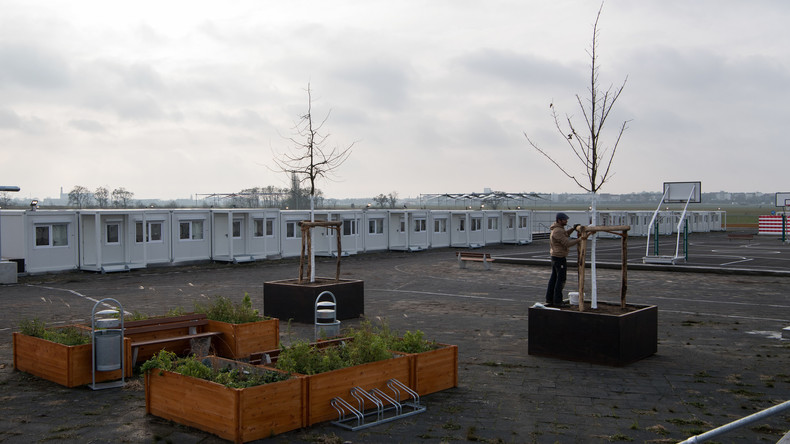 17 Millionen Euro für ein Container-Dorf, das nur zwei Jahre in Betrieb sein wird