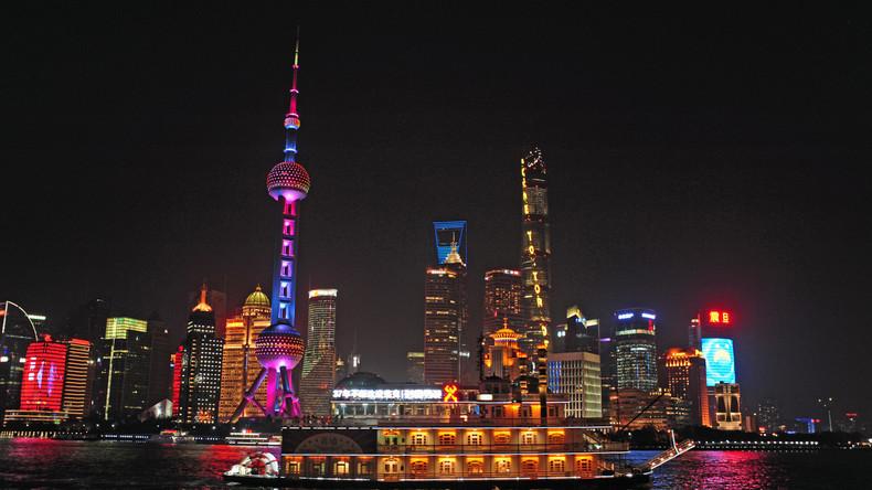 """IWF-Bericht: Chinas Finanzsystem aufgrund steigender Verschuldung """"großen Risiken"""" ausgesetzt"""