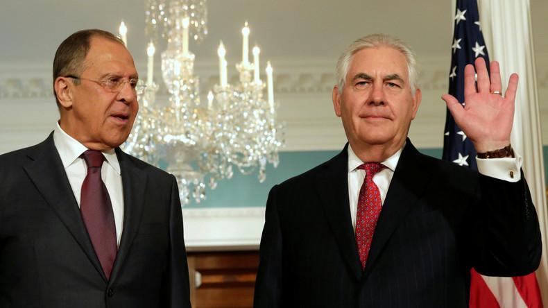 Russlands Außenminister: USA untergraben Lösung von Israel-Palästina-Konflikt