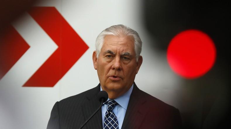 US-Außenminister Tillerson: Botschaftsumzug nach Jerusalem wohl nicht vor 2019