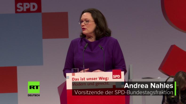 SPD-Bundesparteitag: Wichtigstes schon am ersten Tag beschlossen