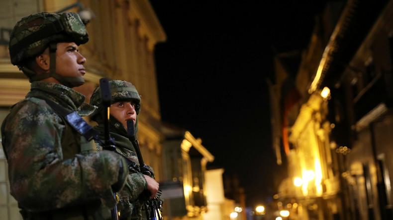 Kolumbien: Militärs wegen Drogenhandel verhaftet - Vordringen der Drogenringe in staatliche Bereiche