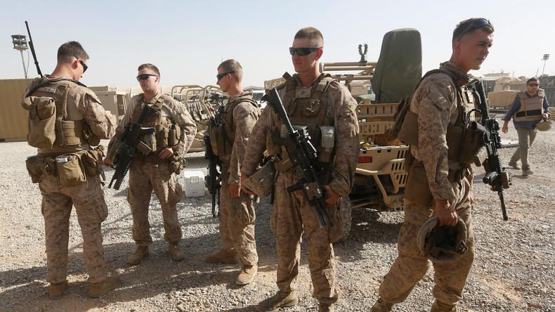 Trumps Jerusalem-Ankündigung löst Ängste aus: Hohe Alarmbereitschaft für US-Truppen in Afghanistan