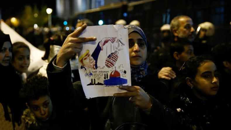 Donald Trump ruft zu Ruhe und Mäßigung in Nahost auf