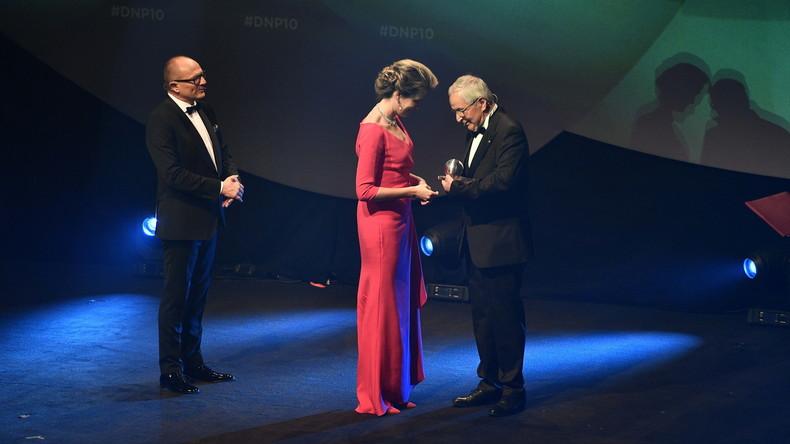Belgische Königin Mathilde erhält Deutschen Nachhaltigkeitspreis