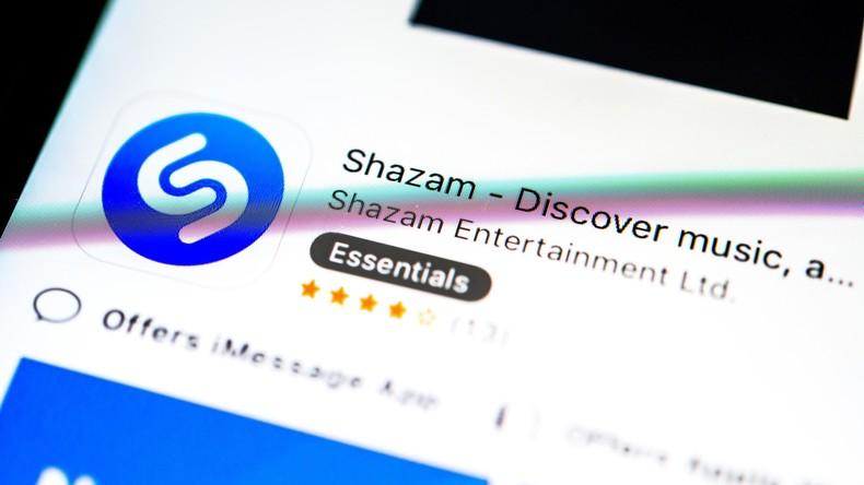 Apple erwägt Übernahme von Shazam