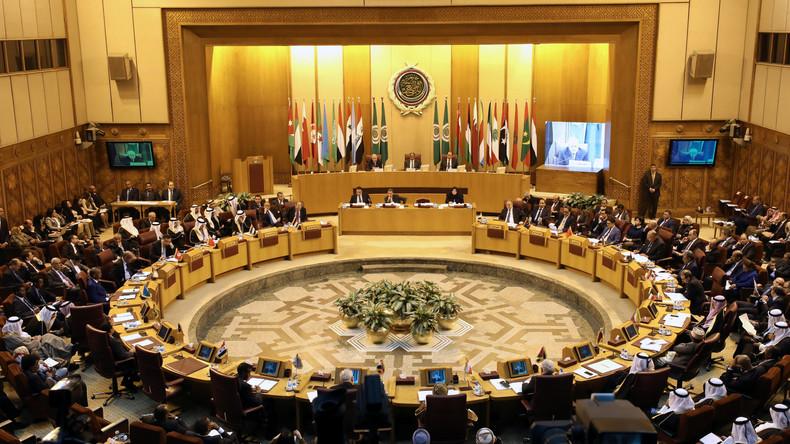 """Arabische Liga: USA haben sich mit Jerusalem-Entscheidung """"isoliert"""""""