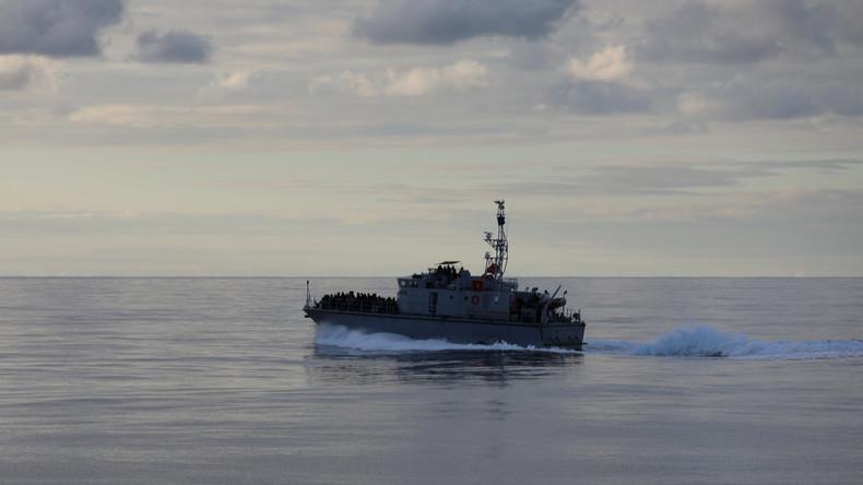 Italien und Libyen verschärfen Kampf gegen Menschenschmuggler