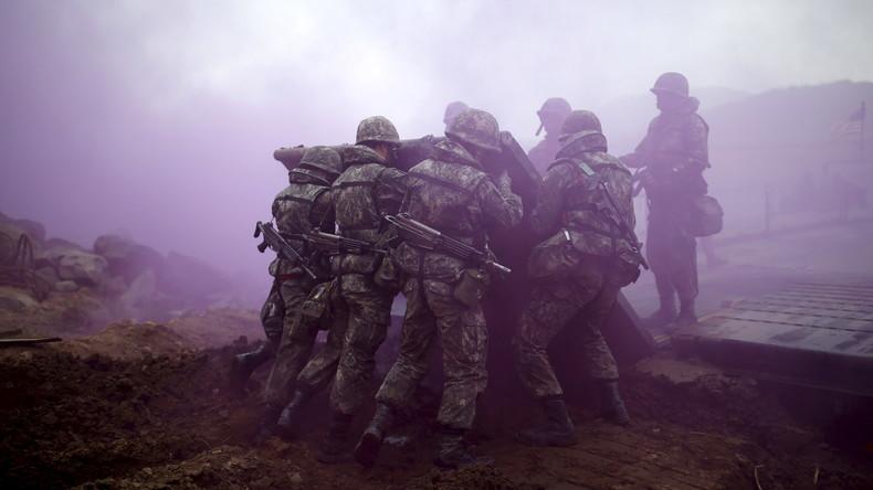 Japan kündigt erneute Militärmanöver mit Südkorea und USA an