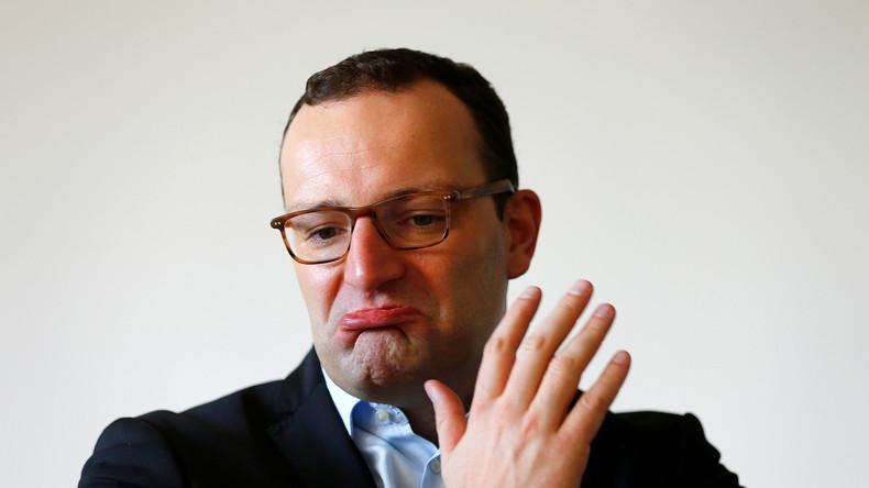 Jens Spahn: Unionsgeführte Minderheitsregierung falls Gespräche mit SPD scheitern
