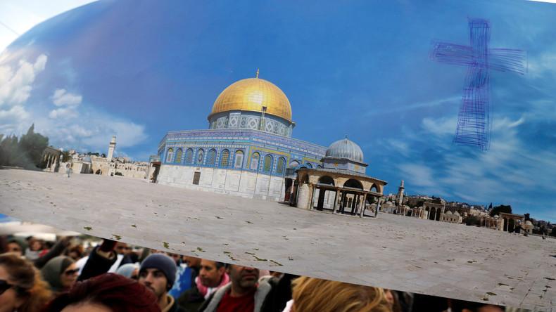 Nach Trumps Jerusalem-Beschluss: Jordanien stellt Friedensvertrag von 1994 in Frage