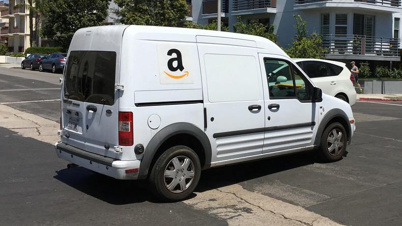Keine Zeit für Pausen: Amazon-Fahrer in Großbritannien urinieren in Flaschen