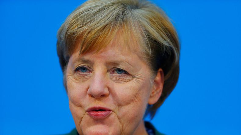 LIVE ab 13 Uhr: Merkel kommentiert Sondierungsgespräche mit SPD