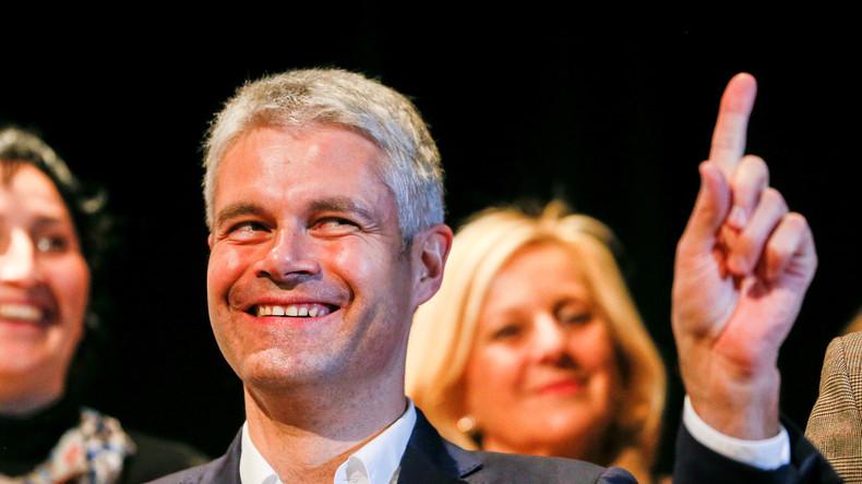 Front National Light: Laurent Wauquiez zum neuen Chef der französischen Konservativen gewählt