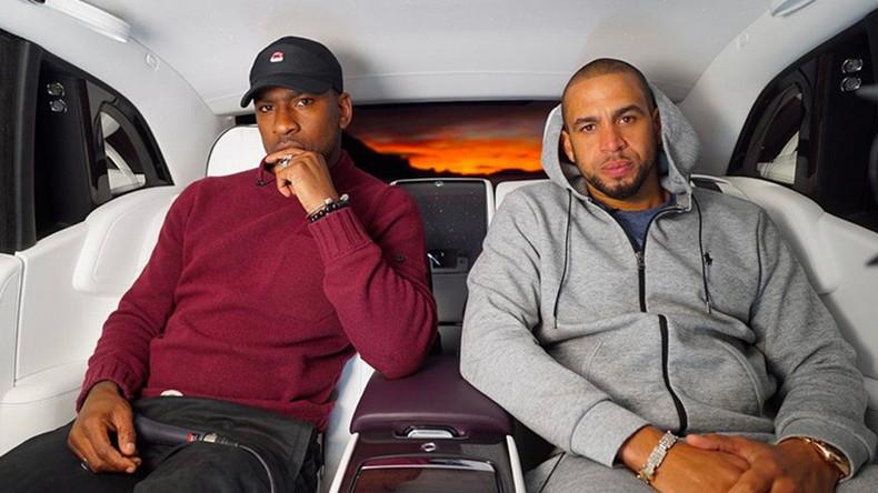 Rapper blamieren sich in Werbevideo für einen Luxuswagen