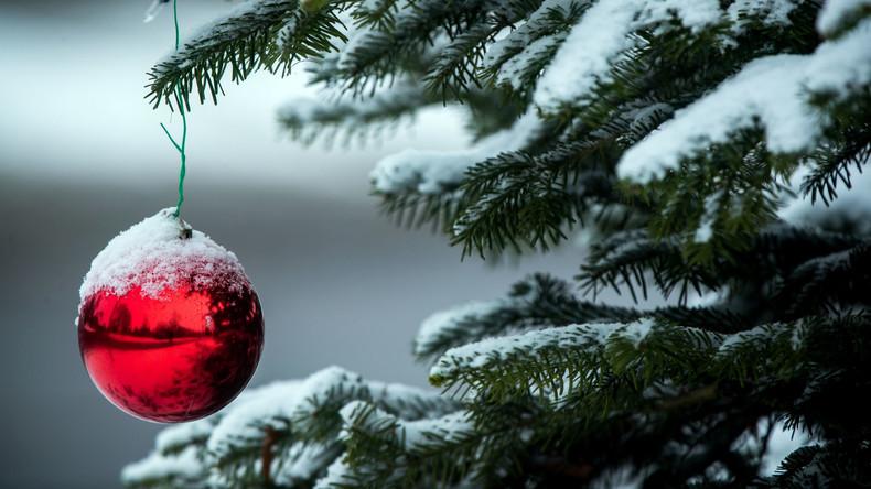 Von Weihnachten begeisterte Familie aus Großbritannien gibt  über 11.000 Euro für Dekorationen aus