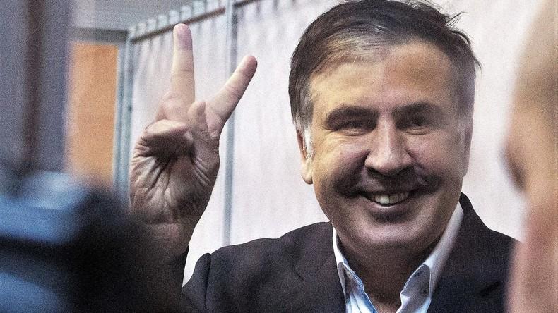 Micheil Saakaschwili ist wieder auf freiem Fuß - Staatsanwaltschaft ist empört