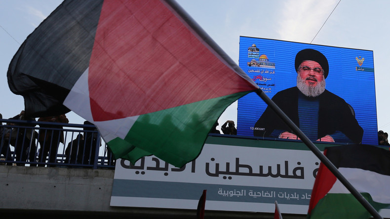 Hisbollah-Führer Nasrallah: Nach Sieg in Syrien hat jetzt Kampf für Jerusalem oberste Priorität