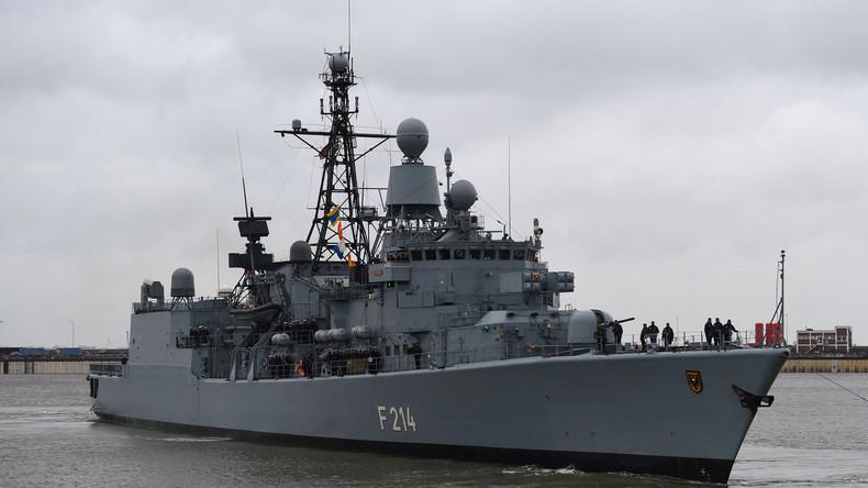 Bundestag stimmt für Verlängerung der Anti-Terror-Mission im Mittelmeer