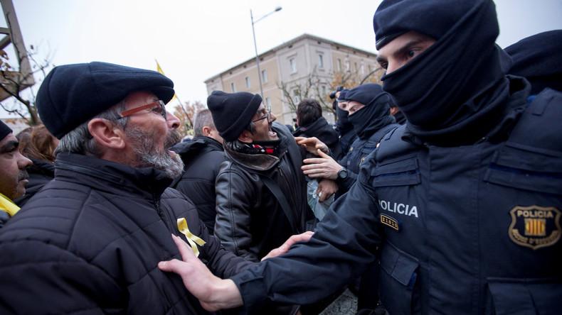 Katalonien vor den Wahlen: Druck der spanischen Zentralregierung auf allen Ebenen