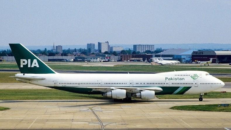 Geburt an Bord - Mädchen kommt in pakistanischem Flugzeug zur Welt