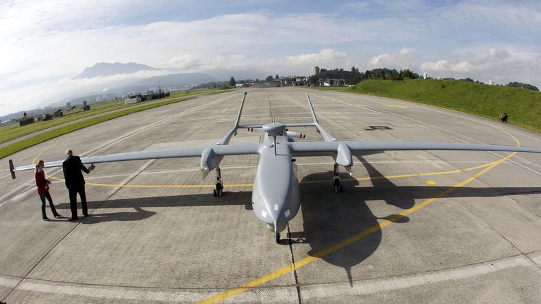 Absturz israelischer Spionage-Drohne führt zu Spannungen zwischen Indien und China